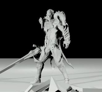 3D 키 애니메이션 포트폴리오 01