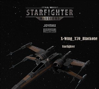 X-Wing T70 Blackone
