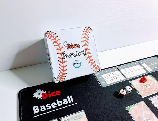 실버건, 보드게임 '다이스 베이스볼' 펀딩 나서