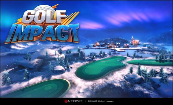 네오위즈 '골프 임팩트' 구글 사전예약
