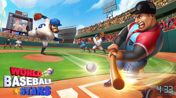 4:33 '월드 베이스볼 스타즈' 글로벌 론칭