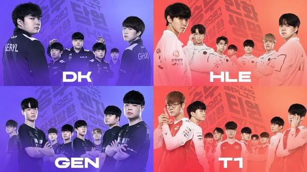 LCK PO 2라운드, 한국 최고 미드라이너 결정전?