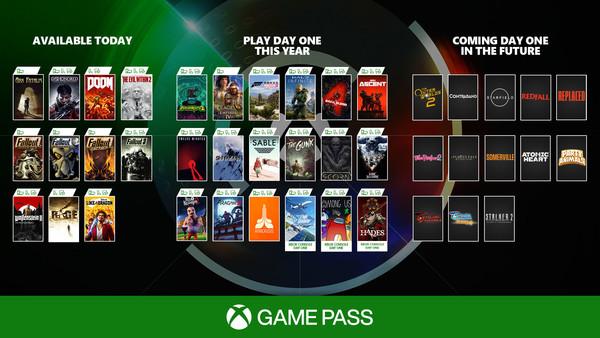 [E3 2021] X박스, 게임 패스 라인업 대거 확장