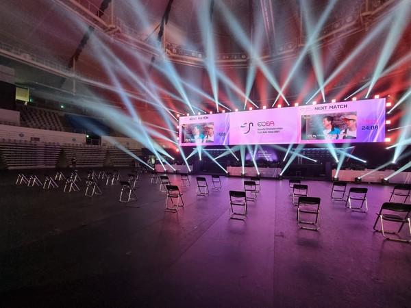 '한중일 e스포츠 대회' 개막식 이모저모