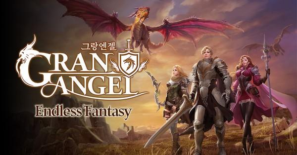넷블루, 모바일 RPG '그랑엔젤' 사전예약