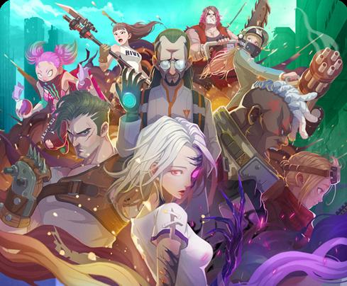 더블유, 모바일 RPG '언데드월드' 글로벌 론칭
