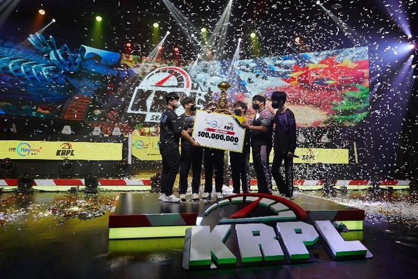 NTC 크리에이터즈 'KRPL 시즌1' 전승 우승