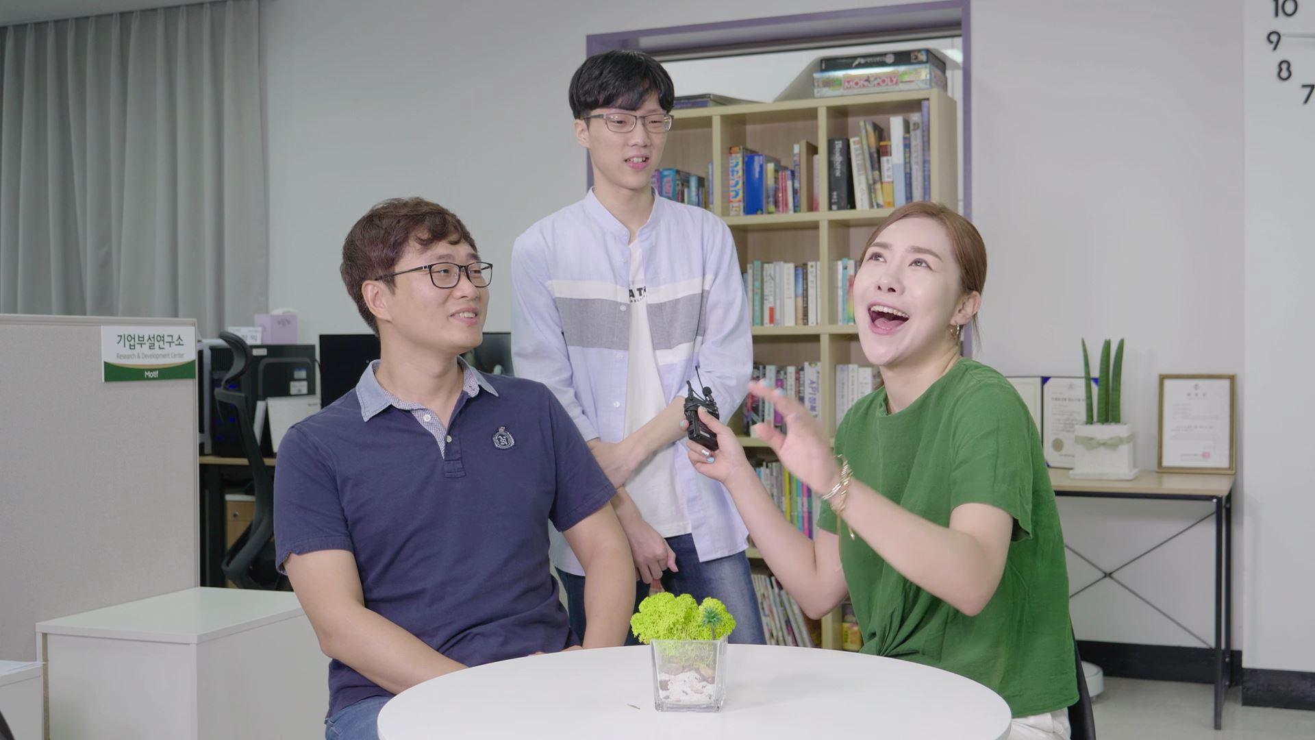 Motif X sba 채용꿀팁 동영상