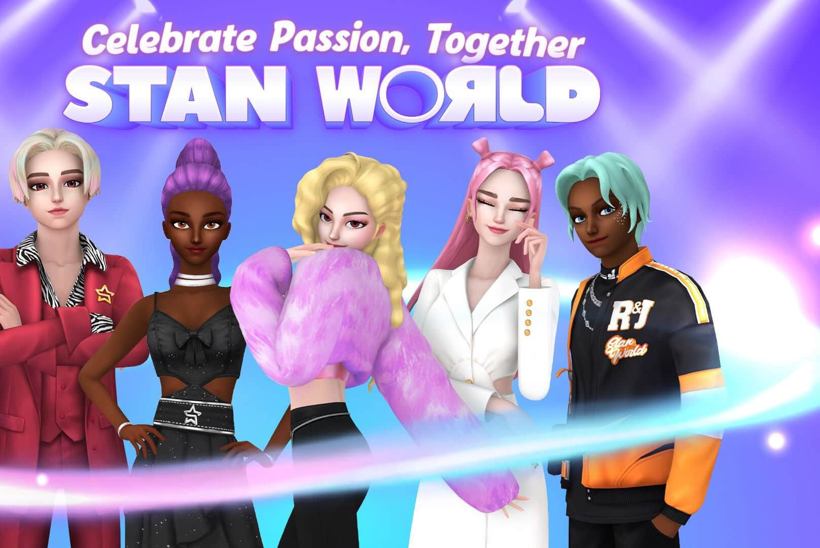 Welcome to Stan World