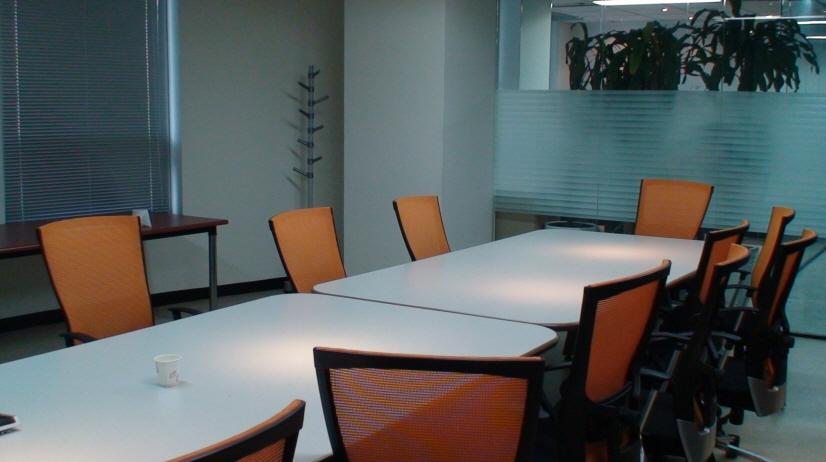 펜타비전 회의실