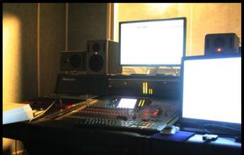 사운드 스튜디오 A