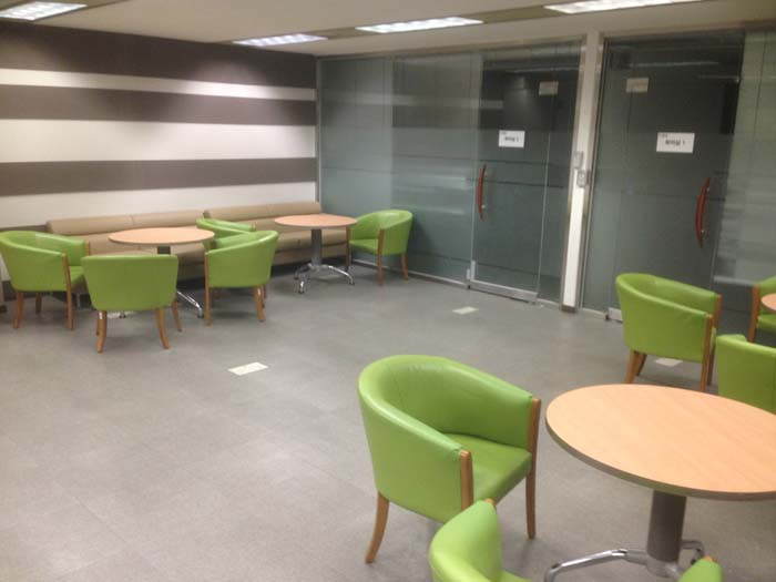 회의실 및 휴게실