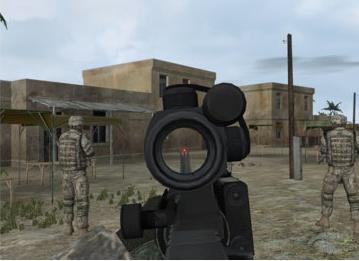 착용형사격훈련시스템