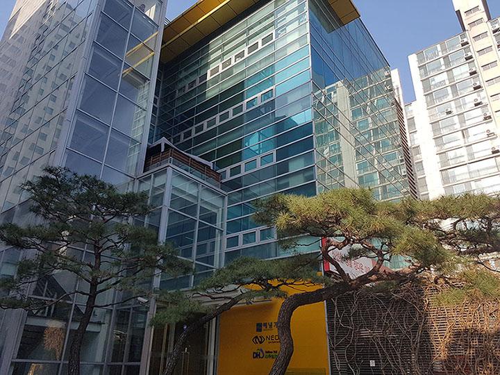 회사 건물