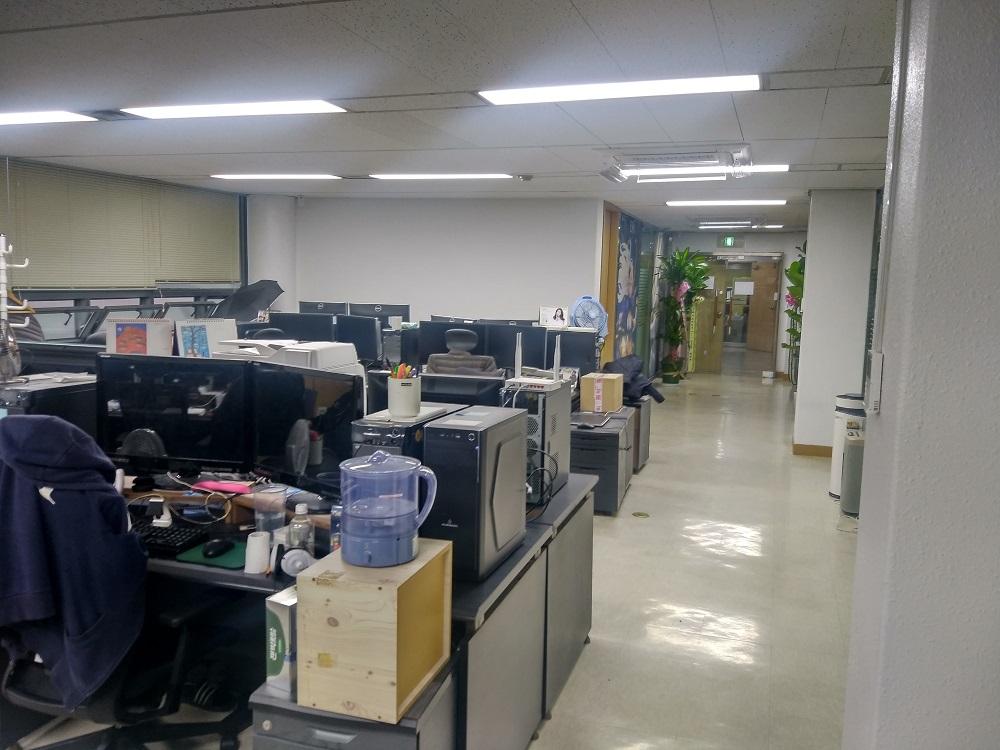 사무공간-온라인개발실