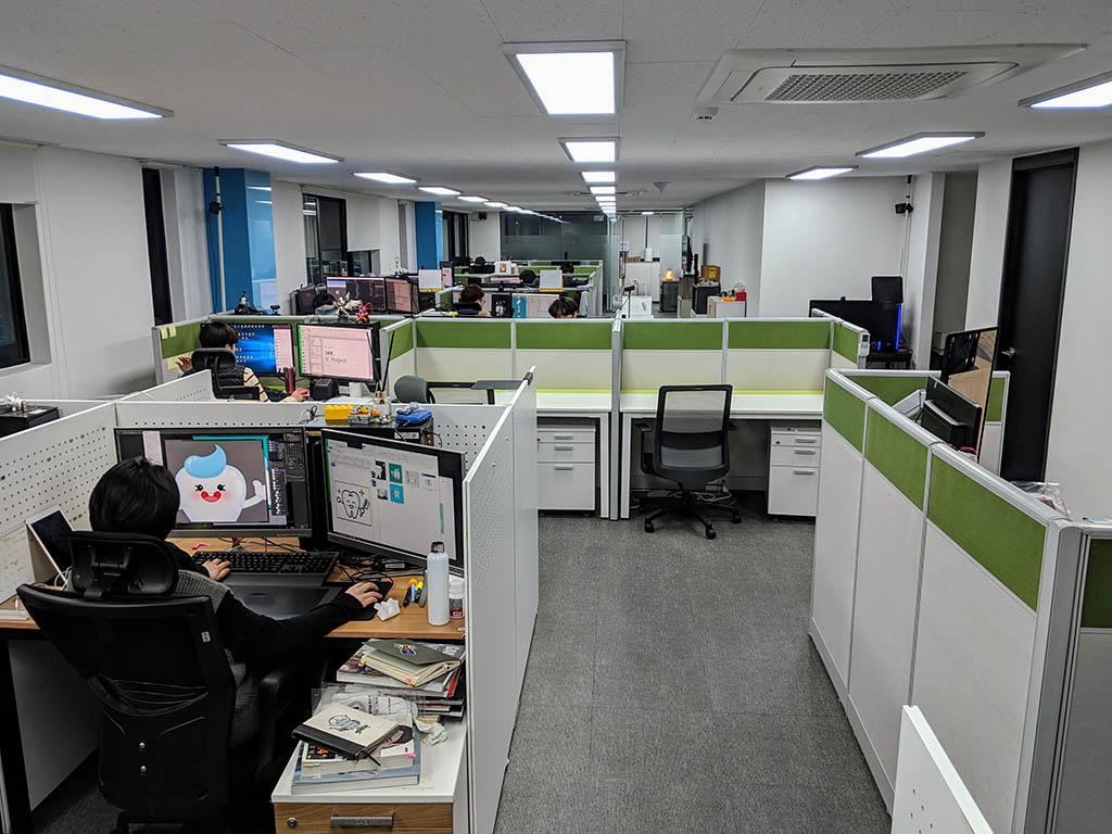 3층 사무실