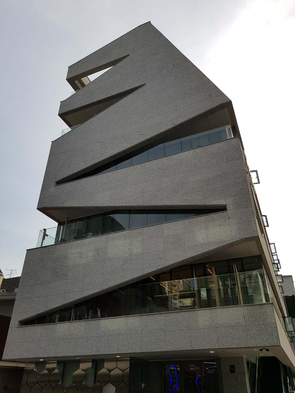 건물 외경