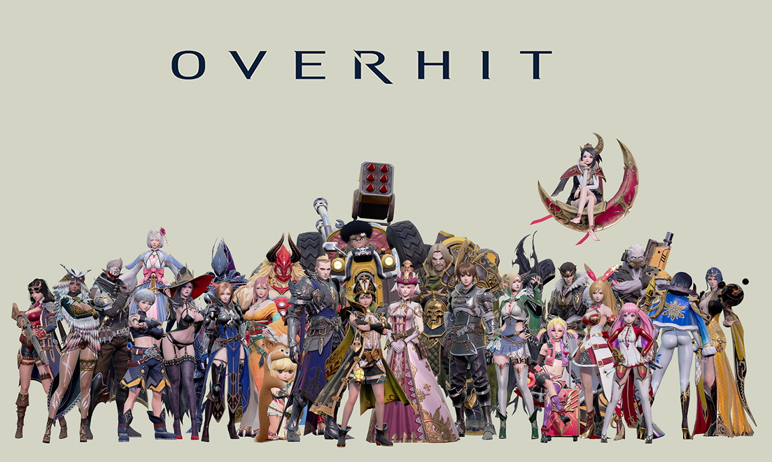 모바일 OVERHIT