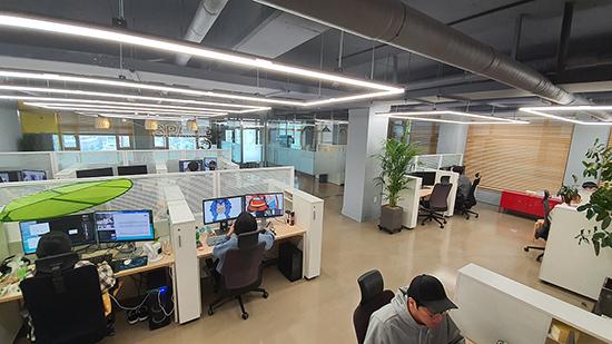 2D 디자인 사무실