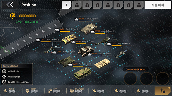 Grand War Batte