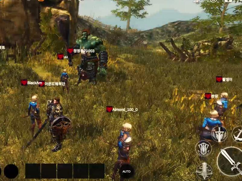 라미에르 - 게임 스크린 샷